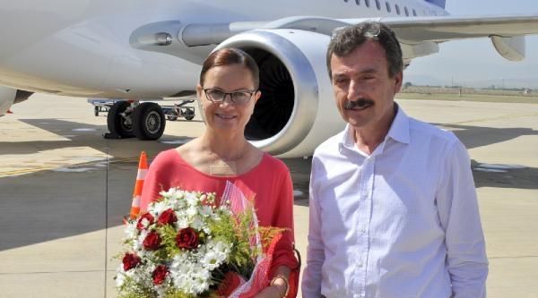 Yenişehir'den Kktc'ye Direkt Uçuşlar Başladı