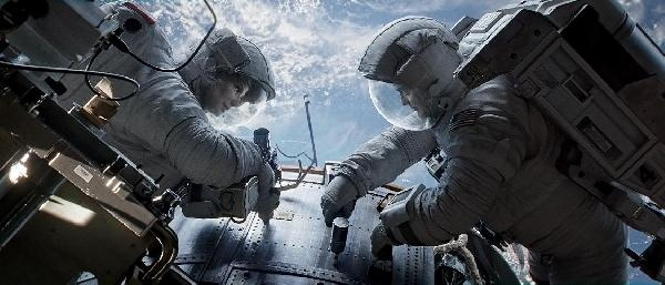 Yerçekimi 11 Ekim'De 3D Olarak Sinemalarda