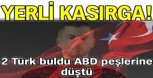 Yerli kasırga! İki Türk buldu, ABD peşlerine düştü!