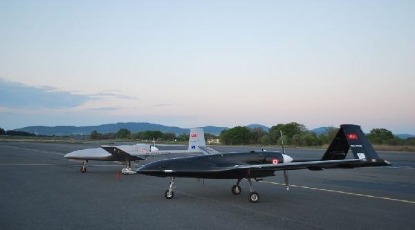 Yerli Pilotsuz Uçak Havada 24 Saat 34 Dakika Kaldı