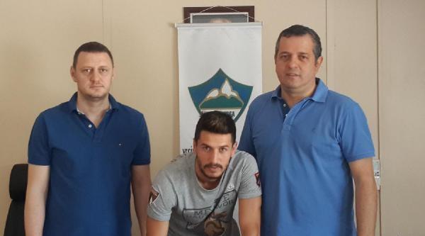Yeşil Bursa'da İlk İmza Bilal Şeflek'ten