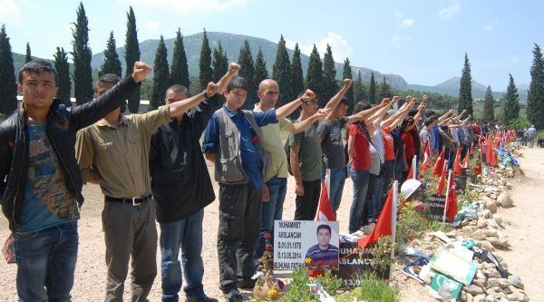 Yetim Berkay'ın Şehit Madenciye 'babalar Günü' Hediyesi Şiiri Oldu (2)