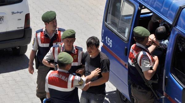 Yht Hattı Hırsızları Yakalandı