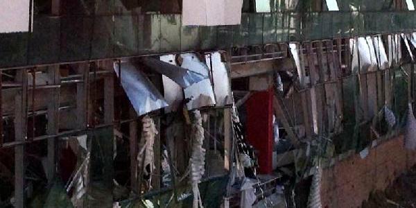 Yildiz Üniversitesi Davutpaşa Kampüsü'nde Patlama (2)