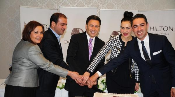 Yıldızhan'ın Hilton'u Açıldı