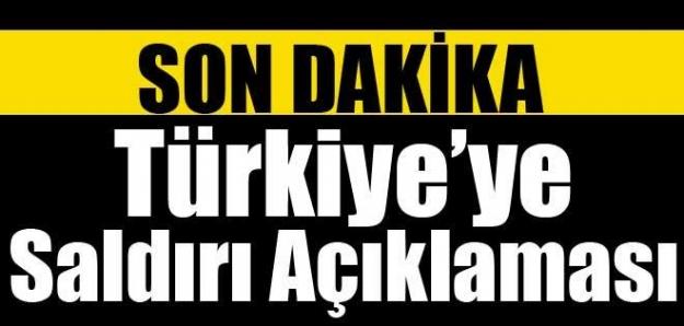Yılmaz: Türkiye'ye bir saldırı olursa…