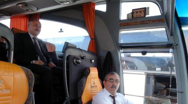 Yolcu Otobüslerinde Sivil Polis Denetimi