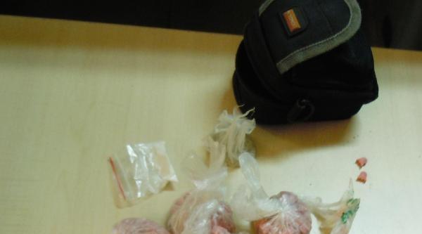 Yolcu Otobüsünde Uyuşturucu Hapa 1 Tutuklama