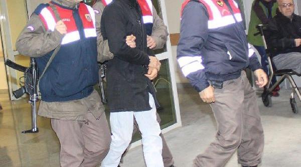 Yolcu Otobüsüyle Esrar Nakline Tutuklama