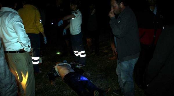 Yolda Önüne Çikan Tavşanın Peşinden Koşarken Su Kuyusuna Düşerek Öldü