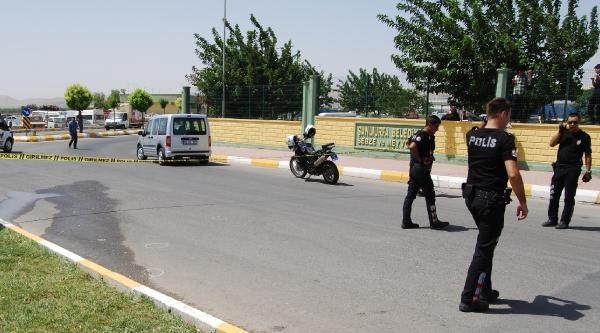 Yolda Yürürken Tabancalı Saldırıya Uğradı