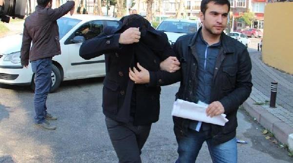 Yolsuzluk Ve Rüşvet Operasyonunda Tutuklanan 3 Kişi Paşakapisi Cezaevinde