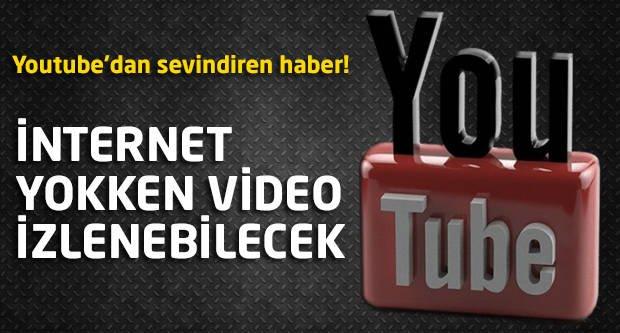 Youtube'dan sevindiren haber!