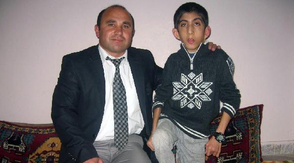 Yozgatlı Öğretmenden, Silopili Engelli Çocuk İçin Yardım Kampanyası