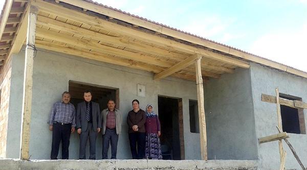 Yozgat'ta 'bir Tuğla Da Sen Koy' Kampanyası Tuttu