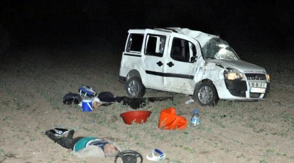 Yozgat'ta Düğün Dönüşü Kaza: 3 Ölü, 3 Yaralı
