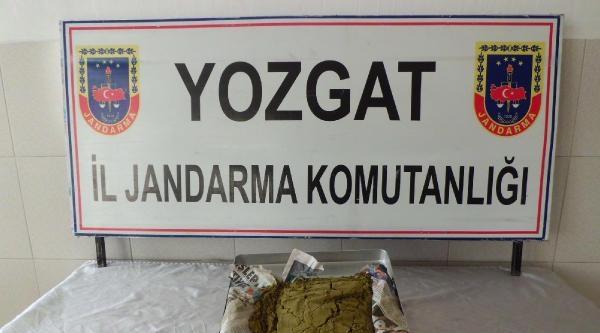 Yozgat'ta Esrar Operasyonu