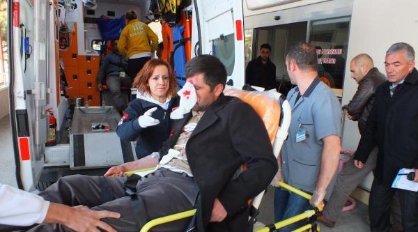 Yozgat'ta Muhtarlık Kavgası:3 Yaralı
