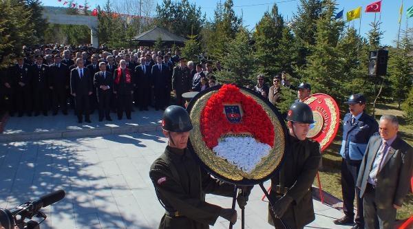 Yozgat'ta Şehit Yakınlarına Madalya
