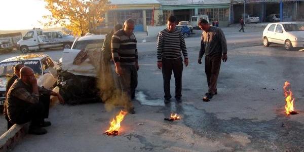 Yozgat'ta Sineklerle Mücadele