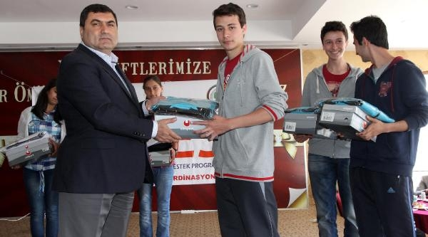 Yozgat'ta Spora Destek