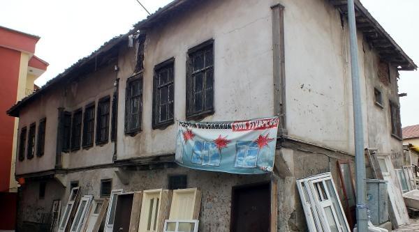 Yozgat'ta Taha Akyolun'un Doğduğu Konak Basın Müzesi Oluyor