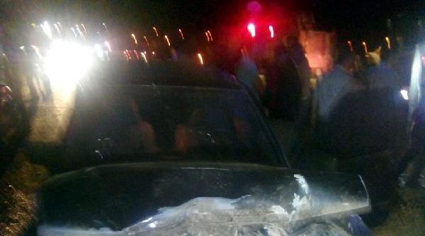 Yozgat'ta Zincirleme Trafik Kazası: 1 Ölü ,11 Yaralı