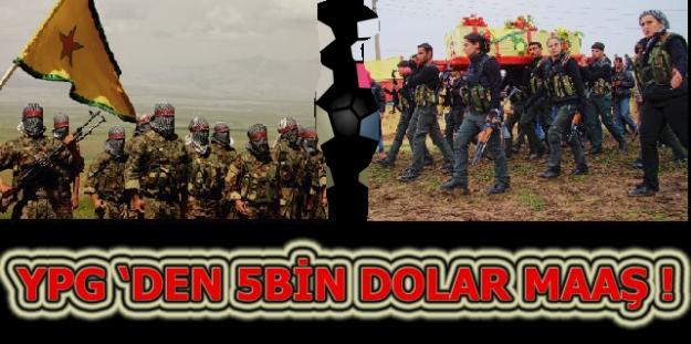 YPG TÜRKİYE SEMPATİZANLARINI SURİYE'YE SAVAŞMAYA ÇAĞIRDI