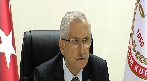 Ysk Başkanı Sadi Güven : Sağlıklı Sonuçları En Kısa Sürece Açıklayacağız