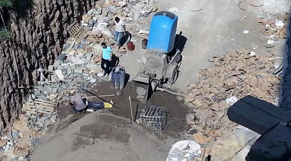 Yük Asansörünün Halatı Koptu: İnşaat İşçisi Öldü