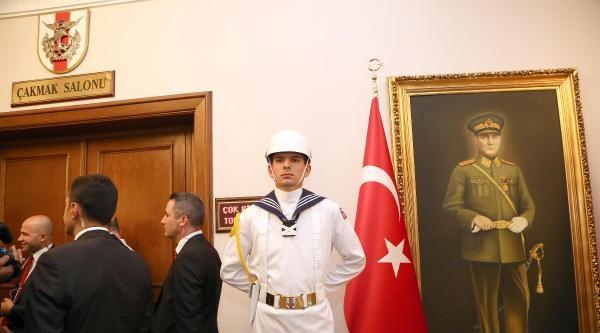 Yüksek Askeri Şura (yaş) Toplantısı Başladı
