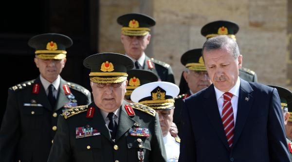Yüksek Askeri Şura (yaş) Toplantısı Başladı (2)