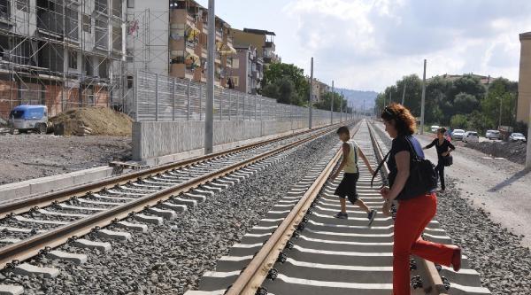 Yüksek Hızlı Tren Hattı'na 25 Bin Volt Enerji Verilecek