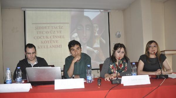 Yüksekova'da 'çocuk İstismari' Paneli