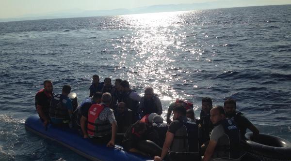 Yunan Adalarına Göçmen Akını; 6 Günde 248 Kaçak Yakalandı