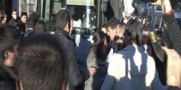 Yunanistan Başkonsolosluğu Önündeki Eylemde 5 Gözalti