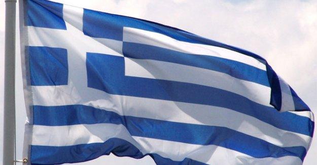 Yunanistan iflasa doğru gidiyor