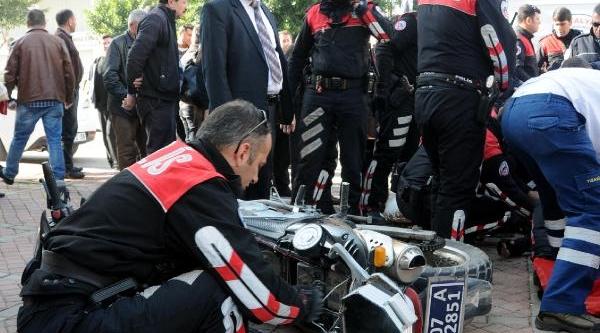 Yunus Polisleri Kaza Yapti: 2 Yarali