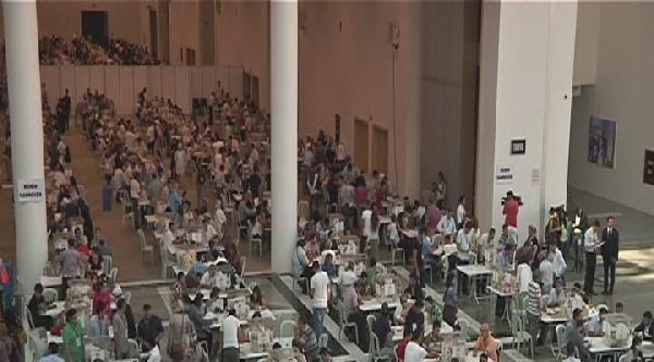 Yurt Dışında 232 Bin Seçmenin Kullandığı Oyların Sayımına Başlandı (1)