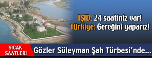 Yurt Dışındaki Tek Türk Toprağı Neden Önemli? Süleyman Şah Türbesi Tarihi...