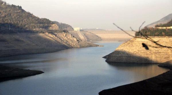 Yuvacik Baraj Gölü Alarm Veriyor