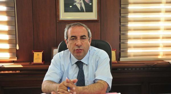 Yyü Rektörü Battal: Kontenjanımızın Yüzde 96'sı Doldu