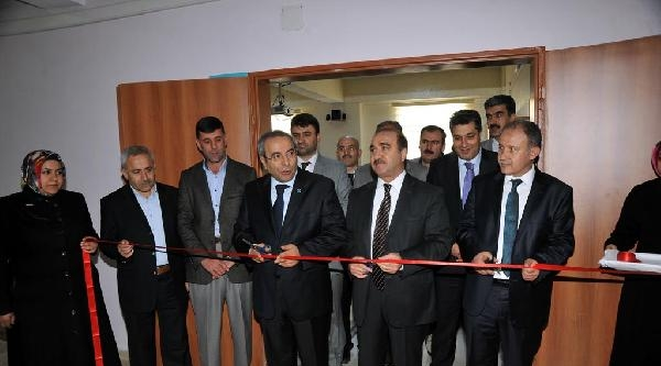 Yyü'de Arapça Dil Laboratuarı Açıldı
