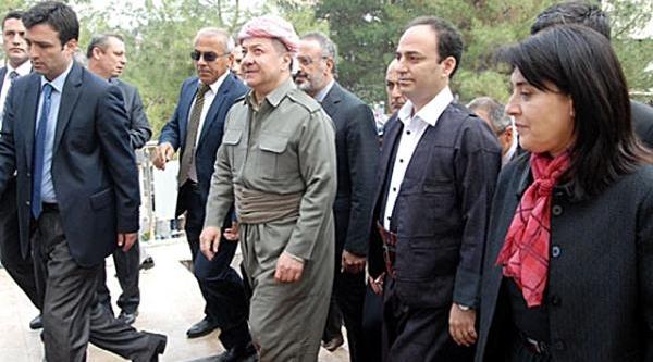 Zana Ve Baydemir, Barzani -Pyd Krizinde Arabulucu Olacak