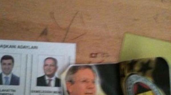 Zarfa Aziz Yıldırım'ın Fotoğrafını Koydu