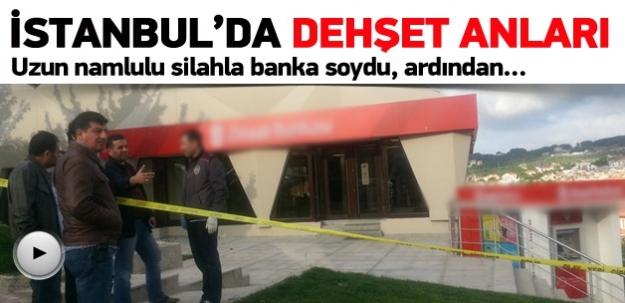 Zekeriyaköy'de dehşet dakikaları!