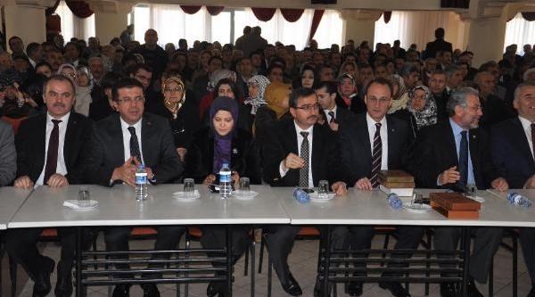 Zeybekci: Başbakanimizi Yedirtmeyiz