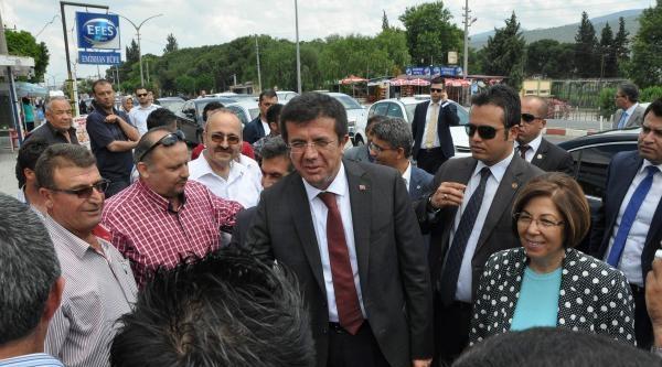 Zeybekci: Cumhurbaşkanlığı Seçimi Nedeniyle Olaylar Çikartilmaya Çalişiliyor (2)