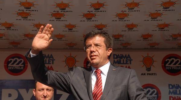 Zeybekci: Dünyanın En İyi Belediye Başkanı Erdoğan'ın Çiraklarina Oy Verelim