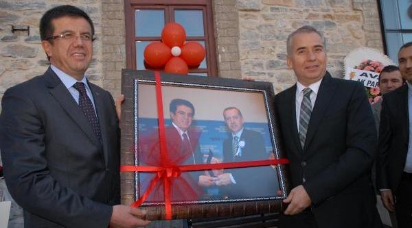 Zeybekci'Den Güçlü Ve Bağimsiz Ekonomi Mesaji